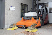 Bema 40 Sweeper