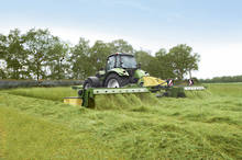 Krone Mower Combination EasyCut B