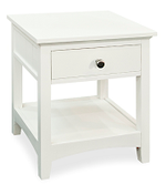 Chloe 1 Drawer Bedside