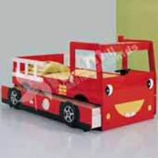 Fire Truck Trundle Bed