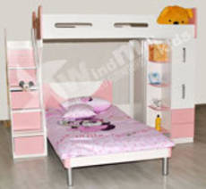 Jamie Combination Bunk beds