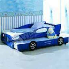 Racer Car Trundle Bed