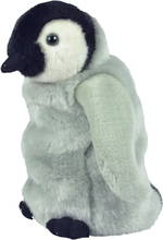 Emperor Penguin Chick Puppet